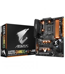 Gigabyte Placa Base AX370 Gaming K5 ATX AM4