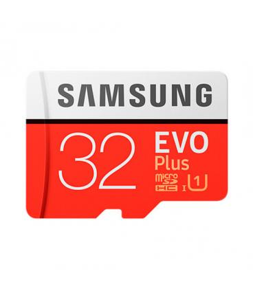 MEM MICRO SD 32GB SAMSUNG EVO PLUS CL10 + ADAPT SD - Imagen 1