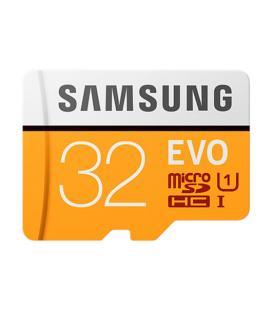 MEM MICRO SD 32GB SAMSUNG EVO CL10 + ADAPT SD