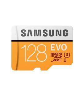 MICRO SD SAMSUNG EVO 2017/128GB/(MB-MP128GA/EU)/ CLASE 10 CON ADAPTADOR