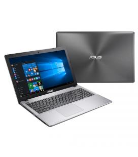 "PORTATIL ASUS R510VX-DM579,I7-7700HQ,8GB,1TB,NV GTX 950M 2GB,15.6"" USLIM FHD LED,DRW,ENDLESS (LINUX) - Imagen 1"