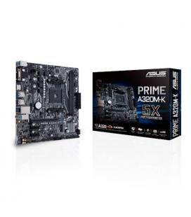 PLACA ASUS PRIME A320M-K,AMD,AM4,B320,MATX - Imagen 1
