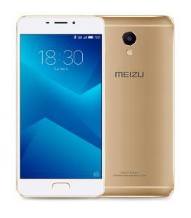 """SMARTPHONE M5 NOTE 5,5"""" OCTACORE, 3G/16G, GOLD"""