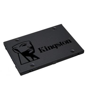 SSD KINGSTON 480GB A400 SATA3 2.5 SSD - Imagen 1