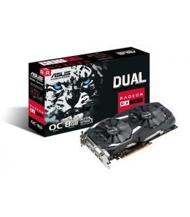 VGA ASUS DUAL-RX580-O8G RX580 8GB DDR5