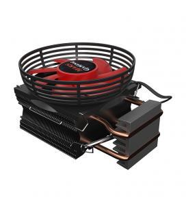 Disipador mars gaming mcpu117 - ventilador 90mm - 2* heatpipe - aluminio+cobre - sockets compatibles según especificaciones