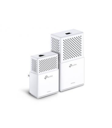 TP-LINK AV1000 Powerline Wi-Fi Kit 1000Mbit/s Ethernet Wifi Color blanco 2pieza(s) adaptador de red powerline - Imagen 1