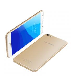 Pre-Order HK Warehouse UMIDIGI G Smartphone - Android 7.0, Quad Core CPU, Fingerprint Scanner, 4G, Dual SIM, 5 Inch (Gold)