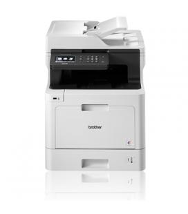Brother DCP-L8410CDW 31ppm 256MB Dual USB/WIFI