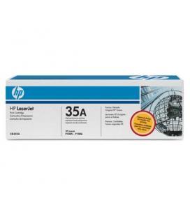 TONER ORIG HP LASERJET P1005/P1006 CB435A NEGRO