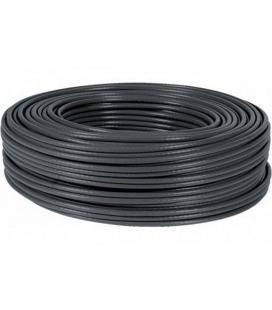 Bobina de cable nanocable 10.20.0304-ext-bk para uso exterior - rj45 - cat5e - utp - awg24 rígido - 305m - negro