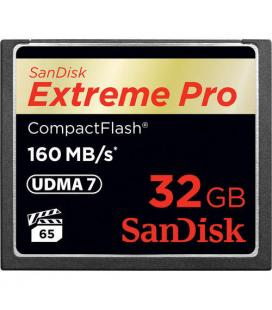 Sandisk Compact Flash Extreme Pro CF 160MB/s 32 GB VPG 65