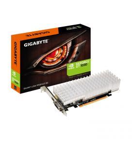 VGA GIGABYTE GV-N1030SL-2GL,NV,GT1030,2GB,GDDR5,64BIT,DVI+HDMI,DISIPADOR (CON BRACKET LOW PROFILE IN - Imagen 1