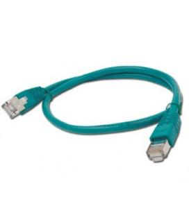 Gembird 1m CAT6 1m Cat6 F/FTP (FFTP) Verde cable de red