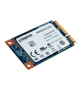 HD M2 SSD 120GB SATA3 KINGSTON SSDNOW MS200 - Imagen 1