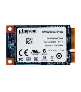 HD  SSD 240GB MSATA KINGSTON SSDNOW MS200
