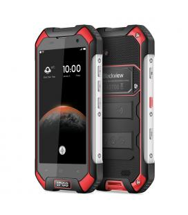 HK Warehouse Blackview BV6000 Rugged Phone - Android 7.0, Dual-IMEI, 4G, Octa-Core CPU, 3GB RAM, IP68, NFC, OTG, 4200mAh (Red)