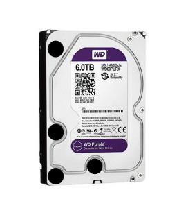HD 3.5  6TB SATA3 WD 64MB DESKTOP PURPLE - Imagen 1
