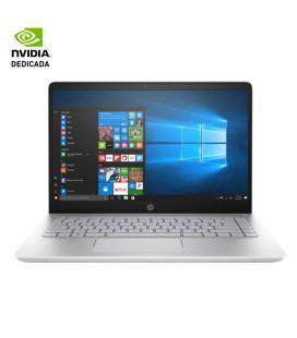 "HP PAVILION 14-BF000NS - I5-7200U 2.5GHZ - 8GB - 256GB SSD - NVIDIA GF 940MX 2GB - 14"" - W10"