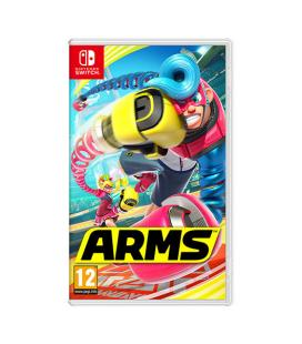 JUEGO VIDEOCONSOLA NINTENDO SWITCH ARMS