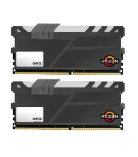 MODULO DDR4 32GB (2X16GB)PC2400 GEIL EVO X BLACK