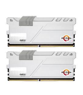 MODULO DDR4 8GB (2X4GB) PC2400 GEIL EVO X WHITE