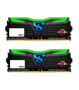 MODULO DDR4 8GB (2X4GB) PC2400 GEIL SUPER LUCE BL