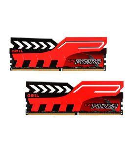 MODULO DDR4 16GB (2X8GB) PC3000 GEIL FORZA RED