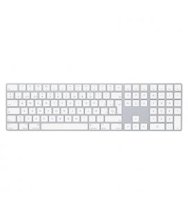 Teclado apple magic keyboard con teclado numérico - mq052y/a