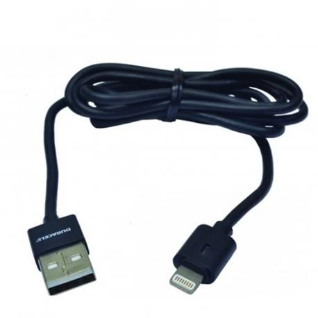 CABLE DURACELL USB-LIGHTNING APPLE IPHONE - Imagen 1