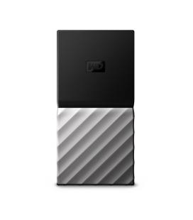 Western Digital My Passport 1000GB Negro, Plata