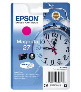 Epson C13T27034012 3.6ml 300páginas Magenta cartucho de tinta