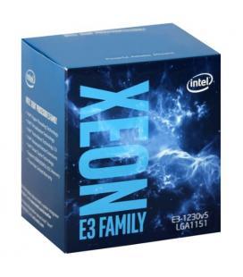 CPU INTEL XEON E3-1230V6 4CORE BOX 3.5GHz 8MB LGA1151 - Imagen 1