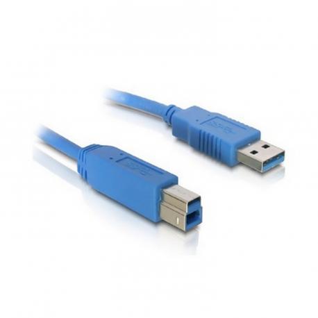 CABLE USB 3.0 NANOCABLE 10.01.0802-BL - Imagen 1