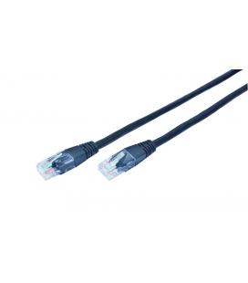 Gembird PP12-3M/BK 3m cable de red