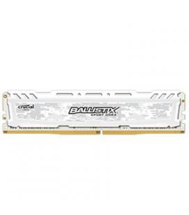 Crucial Ballistix Sport LT 16GB DDR4 2400MHz Blanc