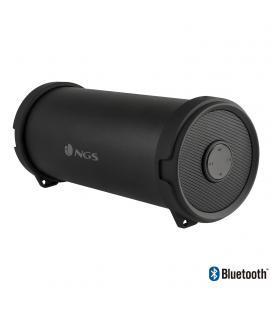 Altavoz bluetooth ngs roller flow mini - 10w - radio fm - aux in - usb - bat. 1500mah