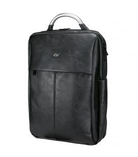 MOCHILA E-VITTA BUSINESS BLACK PU