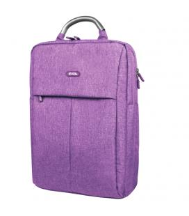 MOCHILA E-VITTA BUSINESS PURPLE -