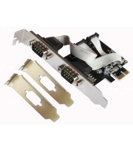 Tarjeta PCI Express 2 puertos serie RS232 L-Link - Imagen 1