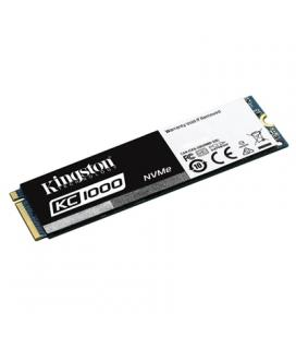 Kingston SKC1000/240G SSD KC1000 M.2 2280 NVMe240G - Imagen 1