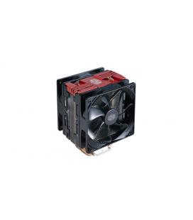 VENTILADOR CPU COOLER MASTER HYPER 212 LED TURBO (RED TOP COVER)