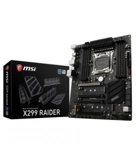MSI Placa Base X299 RAIDER ATX LGA2066