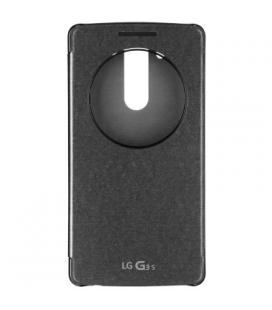 Funda inteligente CCF-490GAGEUTB para el LG G3S de color negro