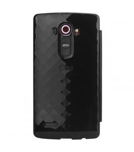 Funda LG CFV-101 Quick Circle Pop para LG G4 negro