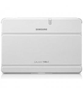 Funda con tapa Samsung EFC-1H8SW blanco para Tab 2