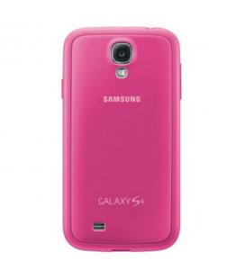 Tapa protectora Samsung EF-PI950BP rosa para Galaxy S4