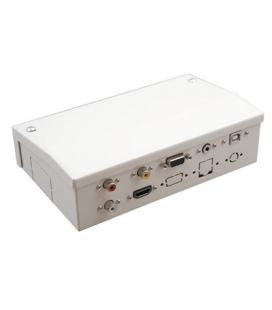 Caja conex. Pizarr.con conecHDMI+ cables10m - Imagen 1