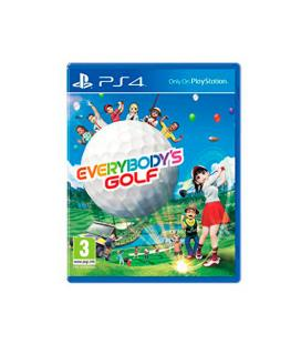 JUEGO SONY PS4 EVERYBODY S GOLF - Imagen 1