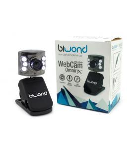 WebCam 1.3mpx + Led + Microfono Omnirix Biwond - Imagen 1
